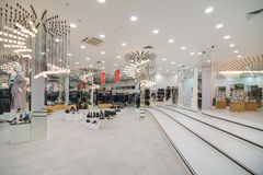 σύγχρονο κατάστημα Στοκ Εικόνα
