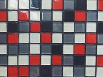 σύγχρονο κεραμίδι ανασκό&p Στοκ εικόνα με δικαίωμα ελεύθερης χρήσης
