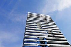 Σύγχρονο κτήριο, Άμστερνταμ Στοκ Εικόνες