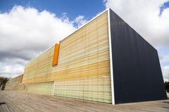 Σύγχρονο κτήριο, αίθουσα συνεδριάσεων Καρχηδόνα Στοκ Εικόνα