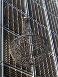 Σύγχρονο κτήριο παραθυρόφυλλων, οδός Ermou, Αθήνα, Ελλάδα Στοκ φωτογραφία με δικαίωμα ελεύθερης χρήσης