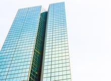 Σύγχρονο κτήριο στον ορίζοντα της Βοστώνης Στοκ φωτογραφία με δικαίωμα ελεύθερης χρήσης