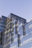 Σύγχρονο κτήριο του Λονδίνου Στοκ εικόνες με δικαίωμα ελεύθερης χρήσης
