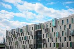 Σύγχρονο κτήριο Στοκ Φωτογραφία
