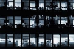 Σύγχρονο κτίριο γραφείων στο στο κέντρο της πόλης Τορόντο Στοκ Φωτογραφία
