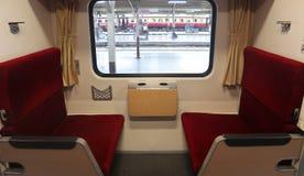 Σύγχρονο μαζικό τραίνο Μπανγκόκ Ταϊλάνδη για τη μεταφορά επιβατών στοκ εικόνες
