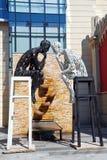 Σύγχρονο μνημείο Στοκ φωτογραφία με δικαίωμα ελεύθερης χρήσης