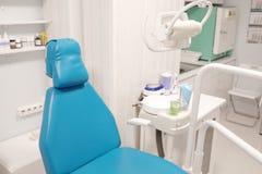 Σύγχρονο οδοντικό δωμάτιο Στοκ φωτογραφίες με δικαίωμα ελεύθερης χρήσης
