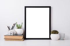 Σύγχρονο πρότυπο εγχώριων ντεκόρ στοκ εικόνες με δικαίωμα ελεύθερης χρήσης