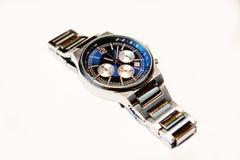 σύγχρονο ρολόι πολυτέλ&epsilon Στοκ εικόνα με δικαίωμα ελεύθερης χρήσης