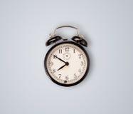 Σύγχρονο ρολόι με τις ώρες και τα πρακτικά Στοκ φωτογραφίες με δικαίωμα ελεύθερης χρήσης