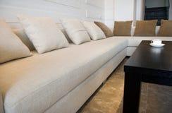 σύγχρονο σαλόνι σύγχρονο Στοκ εικόνες με δικαίωμα ελεύθερης χρήσης