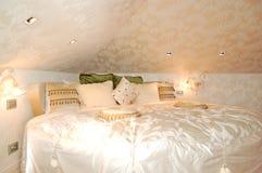 σύγχρονο σκι θερέτρου πολυτέλειας ξενοδοχείων διαμερισμάτων Στοκ Εικόνα