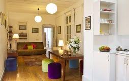 Σύγχρονο σπίτι Στοκ Φωτογραφία