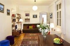 Σύγχρονο σπίτι Στοκ φωτογραφίες με δικαίωμα ελεύθερης χρήσης