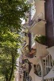 Σύγχρονο σπίτι Στοκ φωτογραφία με δικαίωμα ελεύθερης χρήσης