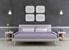 Σύγχρονο σπορείο σε ένα εκλεκτής ποιότητας δωμάτιο απεικόνιση αποθεμάτων