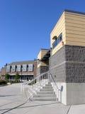 σύγχρονο σχολείο Στοκ φωτογραφία με δικαίωμα ελεύθερης χρήσης