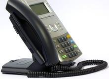 σύγχρονο τηλέφωνο IP Στοκ φωτογραφία με δικαίωμα ελεύθερης χρήσης