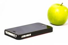 σύγχρονο τηλέφωνο έξυπνο Στοκ Εικόνες