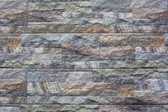 Σύγχρονο υπόβαθρο τουβλότοιχος πετρών σύσταση πετρών βράχου βρύου Στοκ Φωτογραφίες
