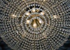 Φως κρεμαστών κοσμημάτων στοκ φωτογραφία