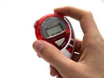 σύγχρονο χρονόμετρο με δ&iot Στοκ εικόνα με δικαίωμα ελεύθερης χρήσης