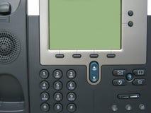 Σύγχρονο ψηφιακό τηλέφωνο IP Στοκ εικόνες με δικαίωμα ελεύθερης χρήσης