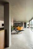 σύγχρονο δωμάτιο διαβίωσης Στοκ φωτογραφία με δικαίωμα ελεύθερης χρήσης