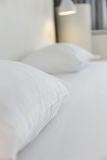 σύγχρονο δωμάτιο ξενοδο Στοκ Φωτογραφία