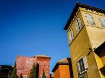 Σύγχρονο ύφος της εγχώριας Ιταλίας Στοκ φωτογραφία με δικαίωμα ελεύθερης χρήσης