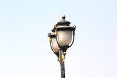 Σύγχρονο ύφος του πόλου φωτεινών σηματοδοτών Στοκ Εικόνα