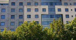 Σύγχρονο Architechture στη Λισσαβώνα Πορτογαλία Στοκ φωτογραφία με δικαίωμα ελεύθερης χρήσης