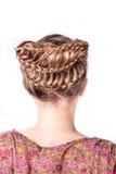 Σύγχρονο hairstyle στοκ εικόνες