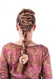 Σύγχρονο hairstyle Στοκ εικόνες με δικαίωμα ελεύθερης χρήσης