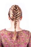 Σύγχρονο hairstyle Στοκ φωτογραφία με δικαίωμα ελεύθερης χρήσης