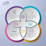Σύγχρονο infographics ελεύθερη απεικόνιση δικαιώματος