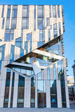 Σύγχρονο Kö-Bogen σε Dà ¼ sseldorf, Γερμανία Στοκ φωτογραφίες με δικαίωμα ελεύθερης χρήσης