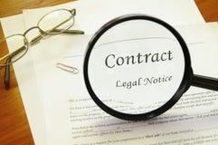 σύμβαση νομική στοκ εικόνα με δικαίωμα ελεύθερης χρήσης