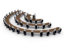 σύμβαση 2 διανυσματική απεικόνιση