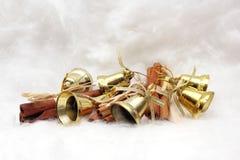 σύμβολα δώρων Χριστουγένν Στοκ εικόνα με δικαίωμα ελεύθερης χρήσης