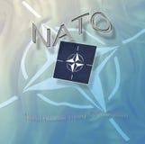 σύμβολα του ΝΑΤΟ Στοκ εικόνα με δικαίωμα ελεύθερης χρήσης