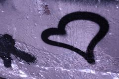 σύμβολο αγάπης στοκ φωτογραφία με δικαίωμα ελεύθερης χρήσης