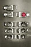 σύμβολο ανελκυστήρων κ&alp Στοκ φωτογραφίες με δικαίωμα ελεύθερης χρήσης