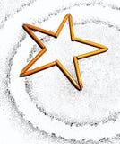 σύμβολο αστεριών Στοκ Εικόνα