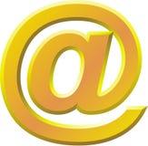 σύμβολο Διαδικτύου ει&kap Στοκ Εικόνες