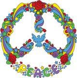 Σύμβολο ειρήνης απεικόνιση αποθεμάτων