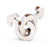 σύμβολο ομοφυλόφιλων απεικόνιση αποθεμάτων