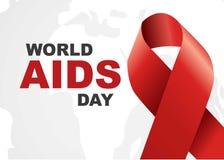 Σύμβολο Παγκόσμιας Ημέρας κατά του AIDS 1 Δεκεμβρίου Παγκόσμια Ημέρα κατά του AIDS Συνειδητοποίηση ενισχύσεων κόκκινη κορδέλλα ,  στοκ φωτογραφίες με δικαίωμα ελεύθερης χρήσης