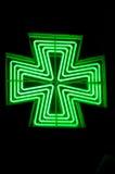 σύμβολο φαρμακείων Στοκ Φωτογραφίες